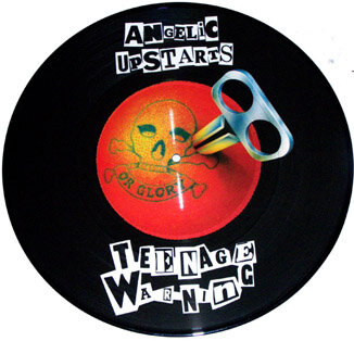 ANGELIC UPSTARTS/Teenage warning