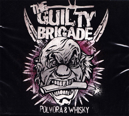 CD GUILTY BRIGADE /POLVORA Y WHISKY