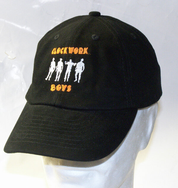 GORRA CLOCKWORK BOYS