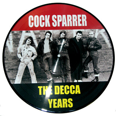 COCK SPARRER / The Decca Years