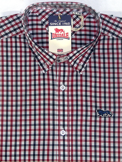 CAMISA LONSDALE