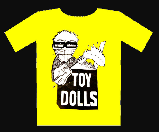 CAMISETA TOY DOLLS