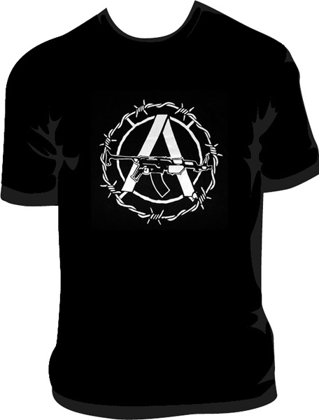 CAMISETA ANARKIA