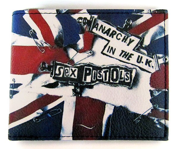 CARTERA SEX PISTOLS ANARCHY