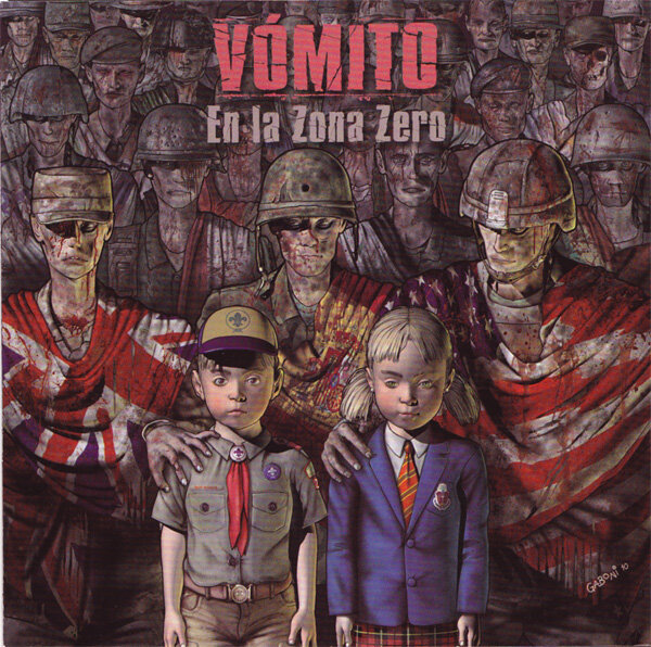 VOMITO (EN LA ZONA ZERO)