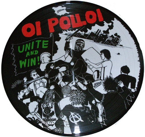 OI POLLOI / Unite and win!