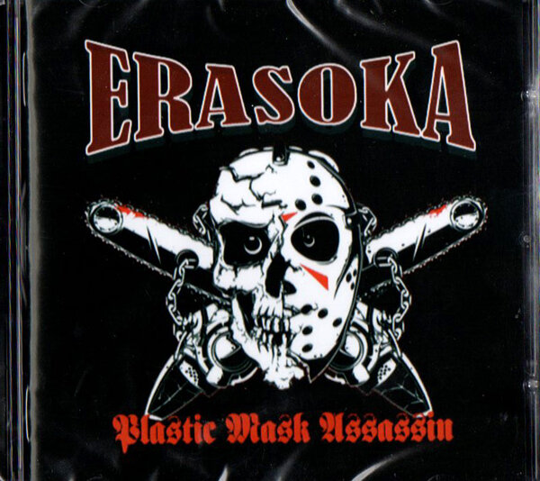 ERASOKA / PLASTIC MASK ASSASSIN