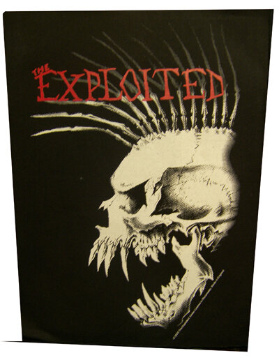 PARCHE GRANDE THE EXPLOITED