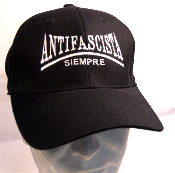 GORRA ANTI FASCISTA
