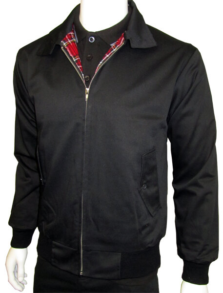 HARRINGTON NEGRA