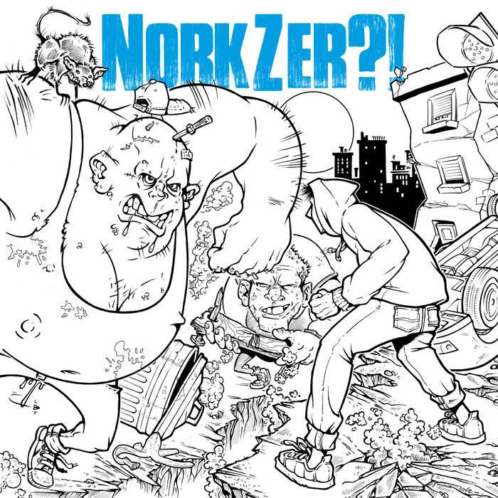 NORKZER!? / st DISCO DE VINILO