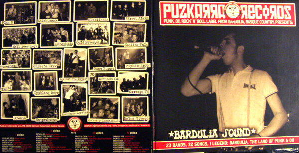 RECOPILATORIO PUZKARRA RECORDS  (VINILO)
