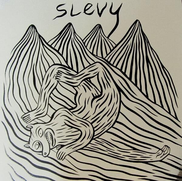 SLEVY / st DISCO DE VINILO LP