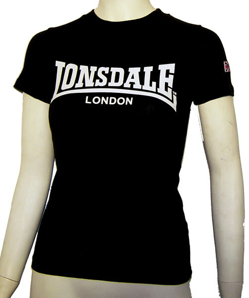 Camiseta chica Lonsdale
