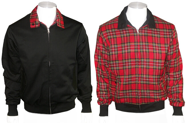HARRINGTON REVERSIBLE