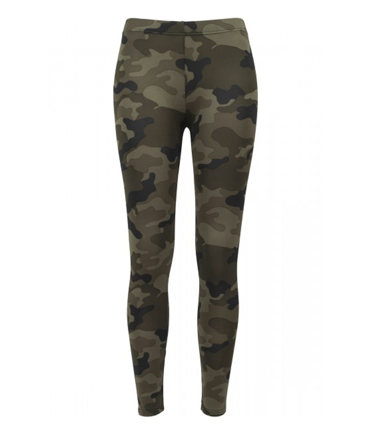 LEGGINGS CAMUFLAJE VERDE