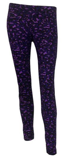 LEGGINGS LEOPARDO MORADO (U)
