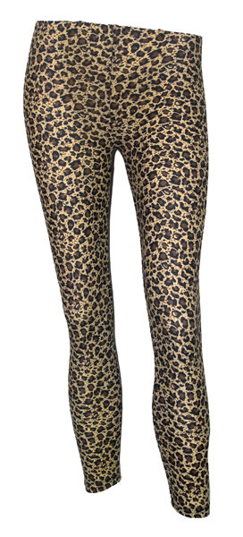 LEGGINGS LEOPARDO NATURAL (FL)