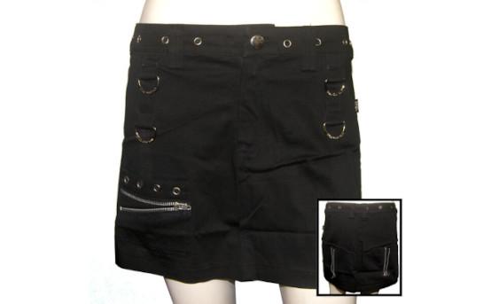 Minifaldas punk