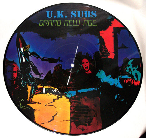 U.K.SUBS / BRAND NEW AGE