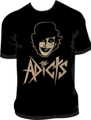 CAMISETA THE ADICTS