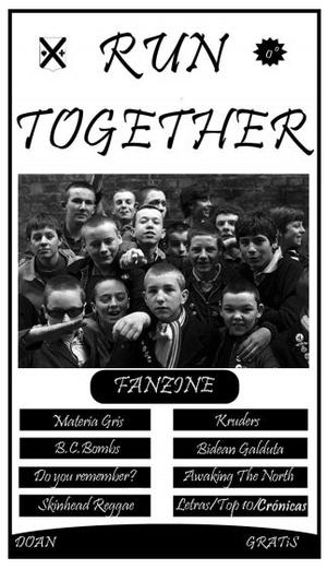 FANZINE RUN TOGETHER