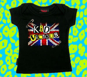 CAMISETA KID VICIOUS