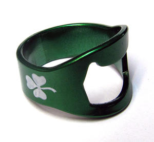 ANILLO ABREBOTELLAS IRISH