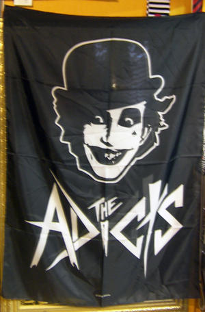 BANDERA THE ADICTS