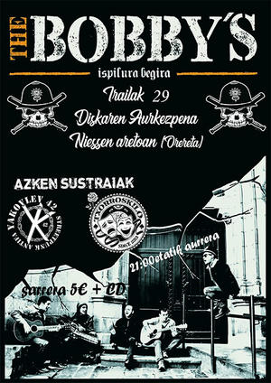 29 SEP: THE BOBBY'S