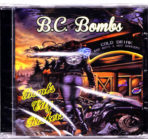 BC BOMBS/ BOMBS CITY ROCKERS