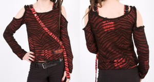 CAMISETA FEVER ROJO