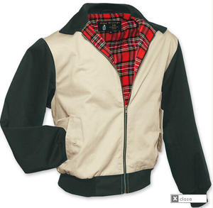 HARRINGTON BEIGE/ NEGRA