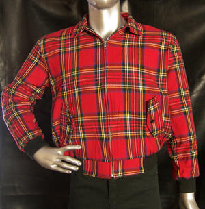 HARRINGTON ESCOCESA