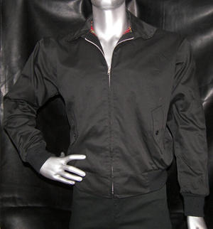 HARRINGTON NEGRA SP