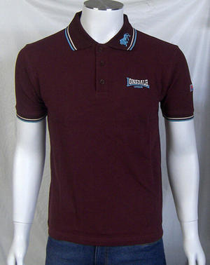 Polo Lonsdale granate