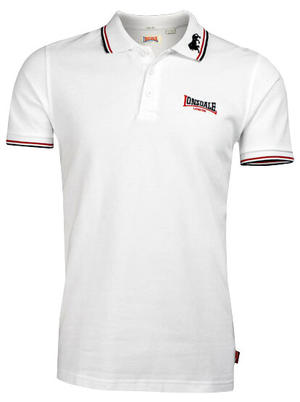 POLO LONSDALE LION BLANCO