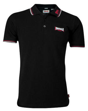 POLO LONSDALE LION NEGRO