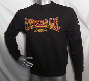 SUDADERA LONSDALE CLASSIC SIN CAPUCHA